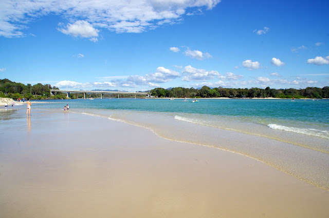 Beautiful Currumbin Creek Gold Coast
