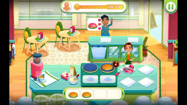 Delicious World ❤️⏰🍕 A New Cooking Game 🍕⏰❤️ Game Review 1080p Official GameHouse