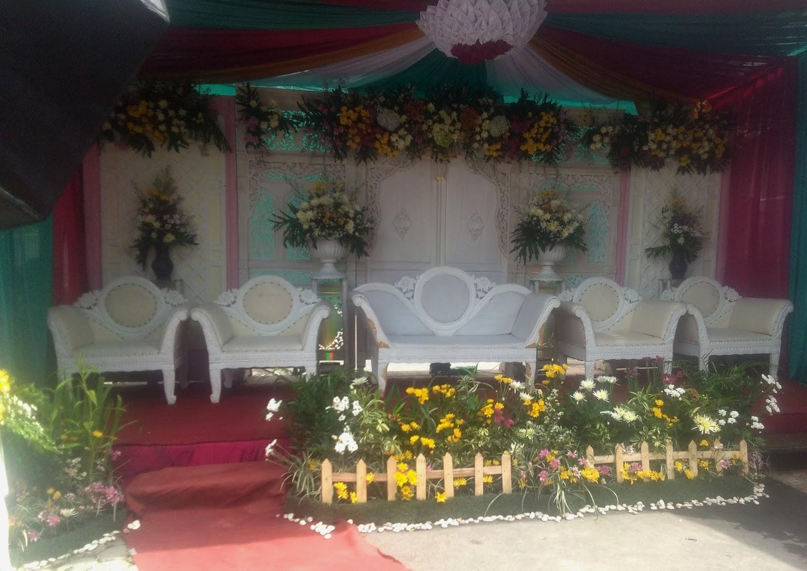 Paket Dekorasi Pernikahan Sederhana Di Wilayah Sleman