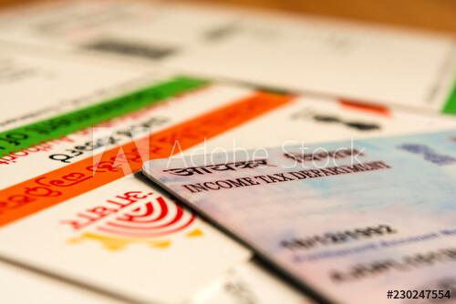 How To Link Pan Card With Aadhaar Card Website