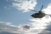 Helicopter Ambulance Rumah Sakit Universitetet Stavanger-Norwegia
