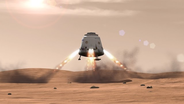 How to Send Your Name to Mars on NASA's next flight to the Red Planet