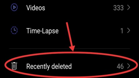 Where Are Removed Apps In Realme 3