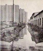 Bellvitge, y canal (años 70)