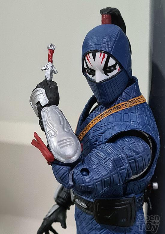 Hasbro Marvel Legends Shang-Chi Death Dealer Toy