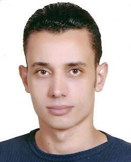 الصحفى والكاتب محمد نصر حماد
