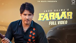 Faraar Lyrics - Jass Bajwa | Vr Beats
