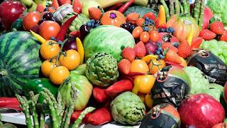 Profert Gübre Temmuz Ayı Sebze ve Meyveleri
