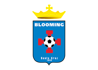 Club Blooming Logo Vector