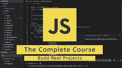 Free Course The Complete JavaScript Course 2020: Build Real Projects