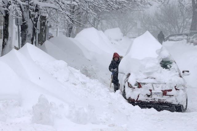 Tormenta invernal alerta a 18 estados de EEUU