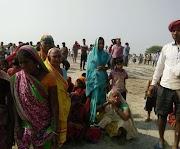 भागलपुर में गंगा नदी में नाव डूबने से 5 लोगों की मौत