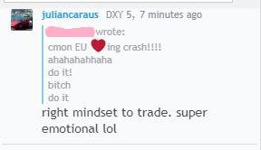 Dumb Emotional Trader