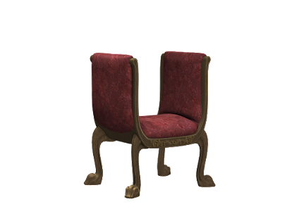 Bench or chair