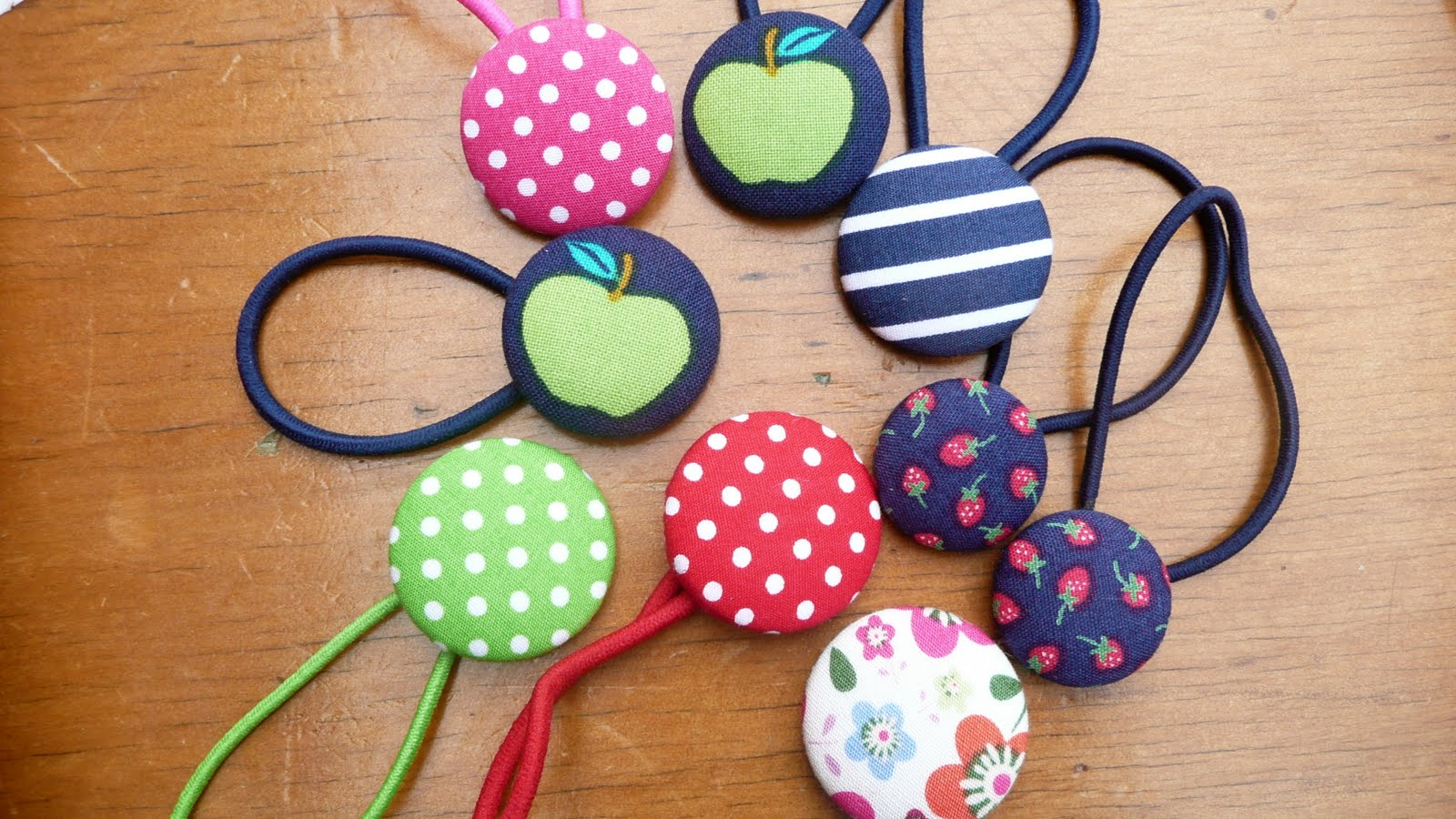 SIMPLE HANDMADE GIFTS FOR GIRLS… part three