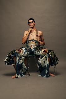 INYIM Media Fashion Avant Garde: Model Enrique Fariñas Via View Management!