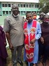 JUST IN: Enugu Priest ,Fr Prof Paul Obayi uncovere deadly  charms in Nsukka Local government(photo)