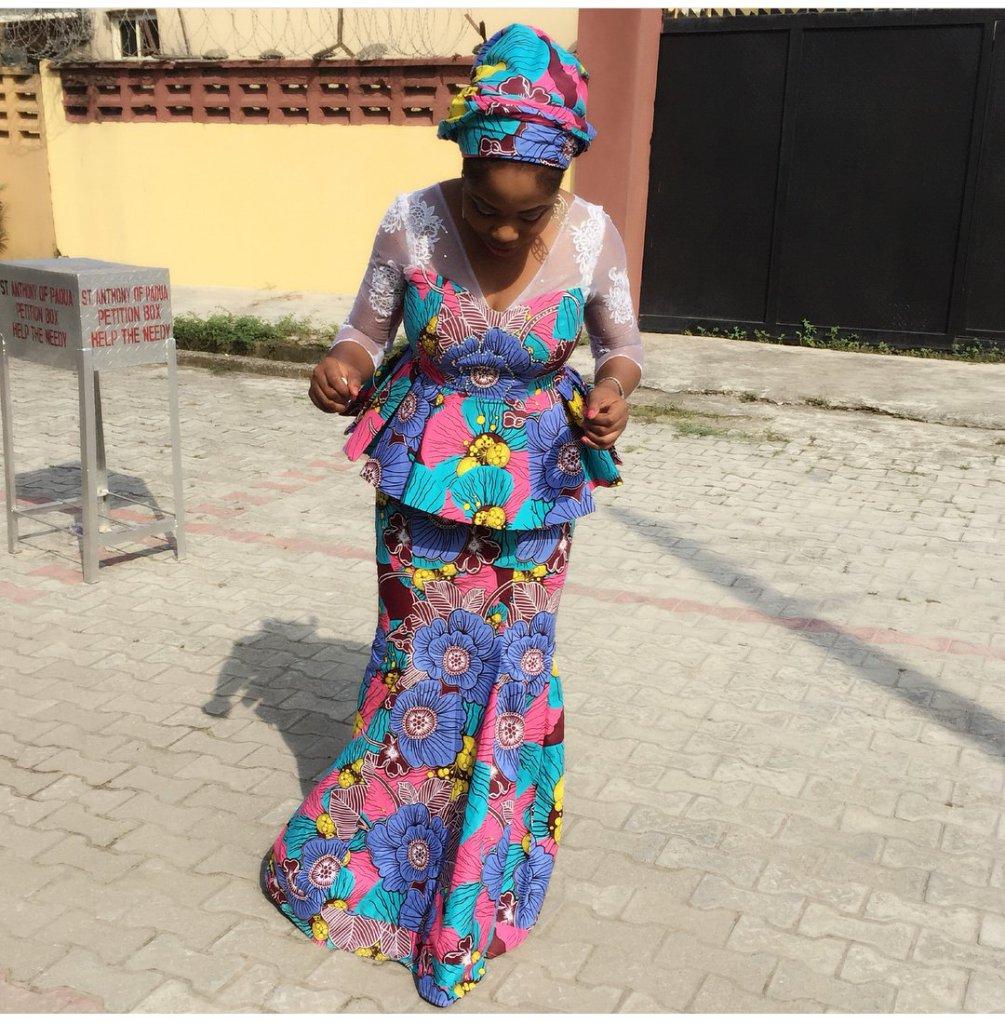 2018 Ankara Skirt And Blouse Styles For African Women Dezango Fashion Zone
