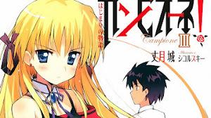 ▷ Descarga Campione【Novelas Ligeras Tomos 21/21】 PDF Mega ✅