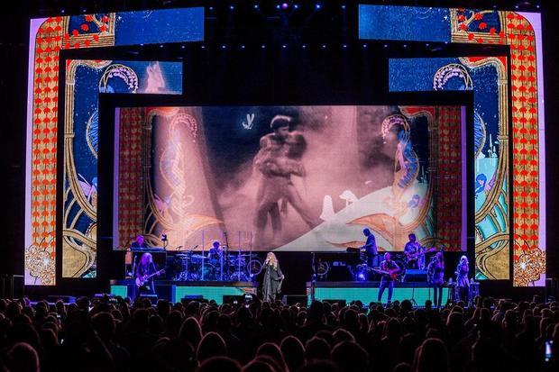 Fleetwood Mac News: Review Stevie Nicks Live in Dallas