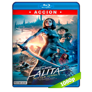 Battle Angel: La última guerrera (2019) BRRip 1080p Audio Dual Latino-Ingles