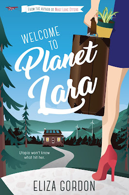 Book Blitz with Giveaway:  Welcome to Planet Lara by Eliza Gordon