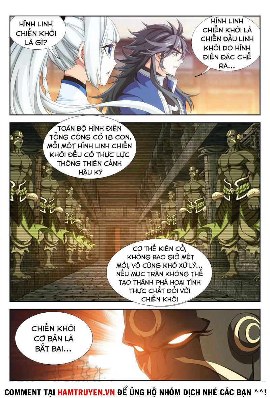 Đại chúa tể Chương 250 - Truyentranhaudio.online