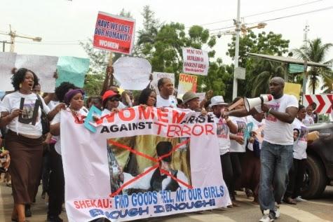 4 Femi Kuti, Jide Kosoko, Odumakin join women protesters in Lagos