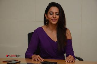 Actress Rakul Preet Singh Latest Stills in Beautiful Long Dress  0142.JPG