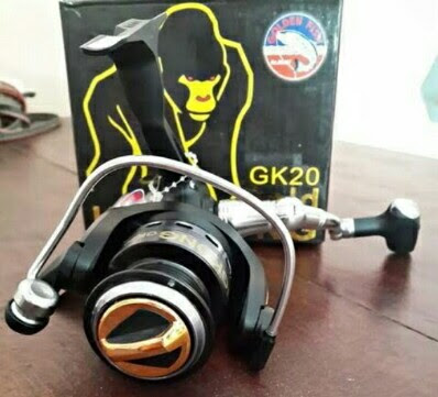 Reel Golden Fish Kingkong GK 20