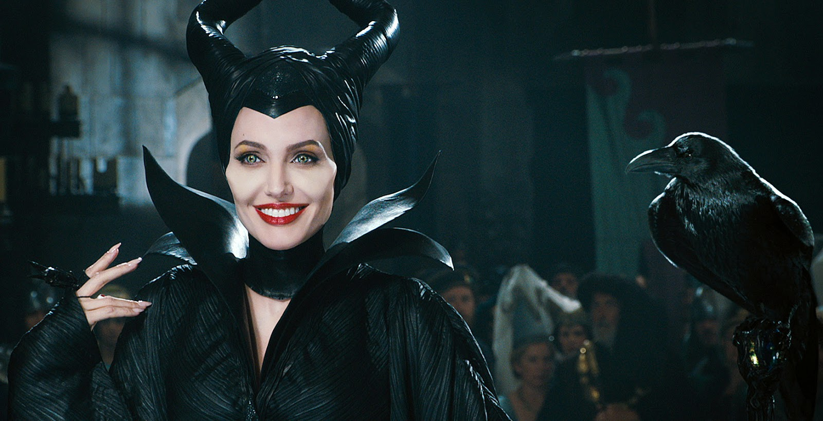 They're All Fictional: Review: Maleficent