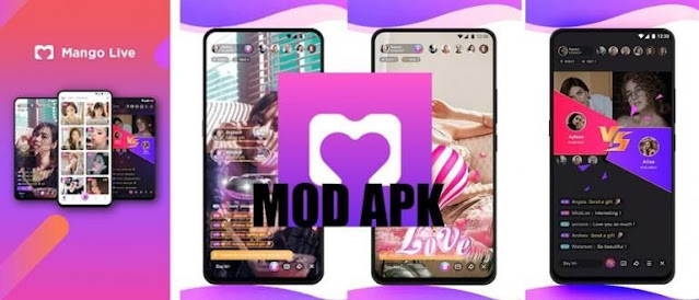 Come on, try downloading the latest Mango Live MOD APK 2021