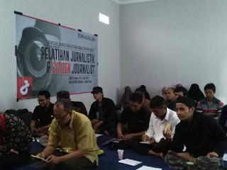 Kirim Delegasi untuk Pelatihan Jurnalistik Islam