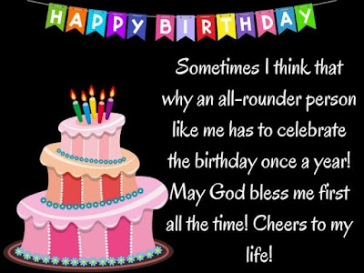 What Should I Write on My Birthday on Facebook?