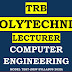 TRB - Polytechnic Computer Engineer - Model Test Question Paper 2020