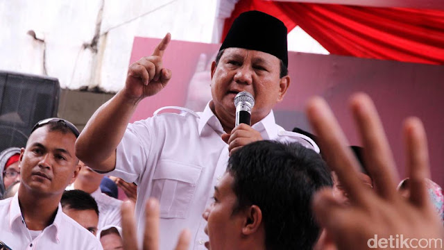 Bantah La Nyalla, Gerindra Mention Jokowi Hingga Anies