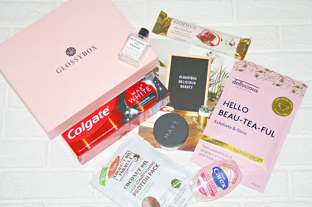 Glossybox September Edition - Delicious Beauty