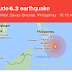 Breaking News: Magnitude 6.3 Earthquake jolts Davao Oriental