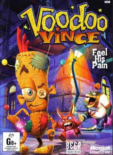 Voodoo Vince – Remastered PC Full Español | MEGA
