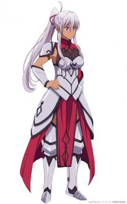 Kazuyuki Okitsu Plays Newest Character Anime Genjitsushugi Yuusha