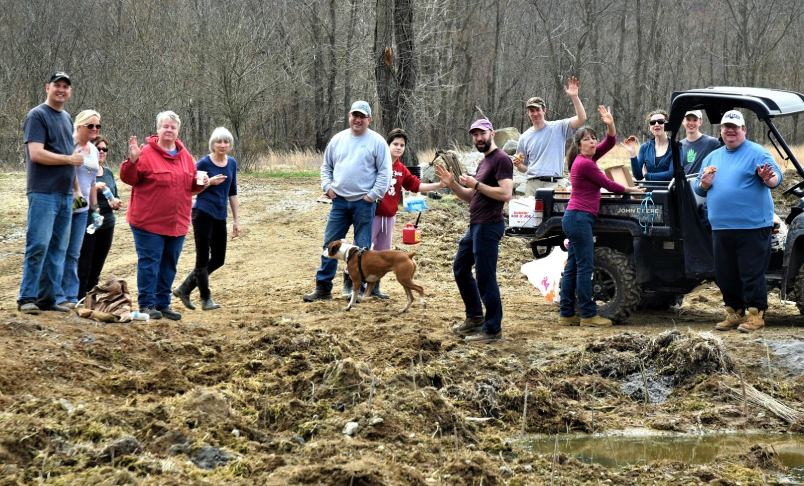 PA Environment Digest Blog: Volunteers Help Independence