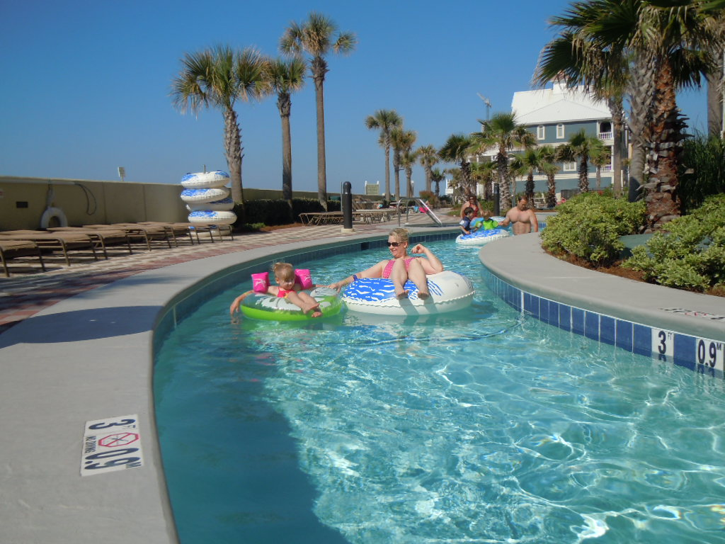 Lazy Rivers In Gulf Ss And Orange Beach