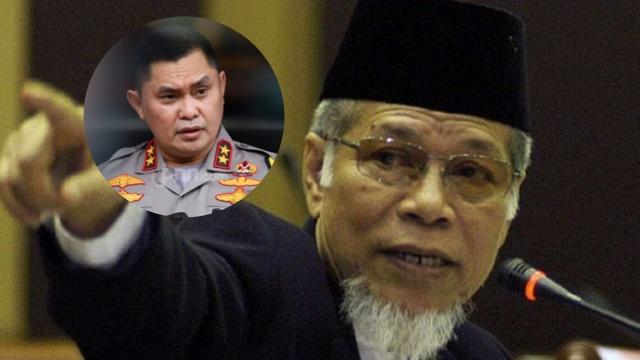 Eks Penasihat KPK Minta Kapolri Singkirkan Irjen Fadil Imran