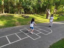 Permainan tradisional
