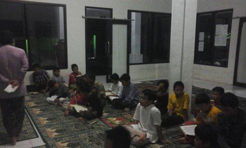 Majlis Tahsin Wa Tahfidzul Qur'an Pondok Modern Muhammadiyah Pakusari