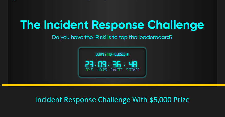 Cynet Issues Incident Response Challenge 2020 for  IR Professionals With $5,000 Prize