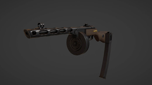 Final Front Weapons pack MOD