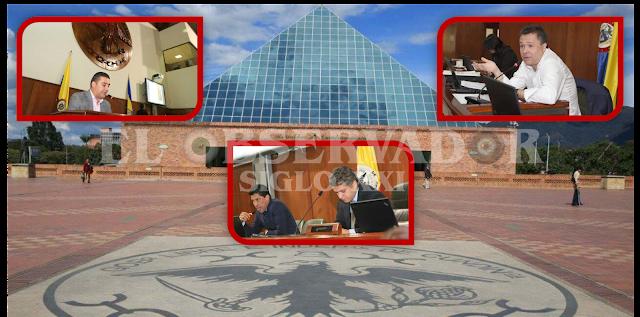 Asamblea de Cundinamarca realiza control político a entidades departamentales