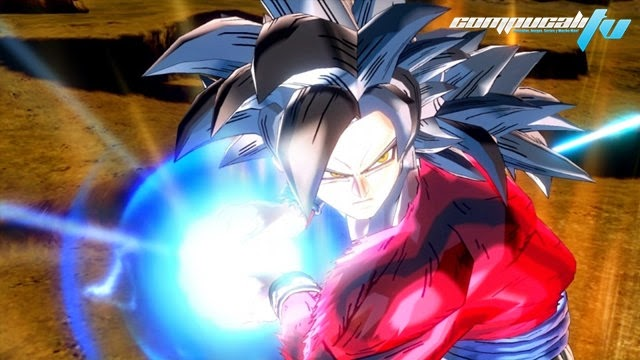Dragon Ball Xenoverse imagenes