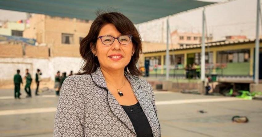 LIZ ROJAS MUCHA: Conoce a la maestra que enseña inglés a niños quechuas y aimaras en Huaycán [VIDEO]